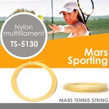 High Quality nylon multifilament tennis strings 12m/set for tennis racket