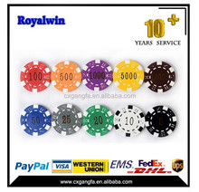 colorful gambling ,Roulette game and clock,casino poker chip