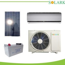 18000BTU Solar Split Air Conditioner solar power supply#solar panel production line