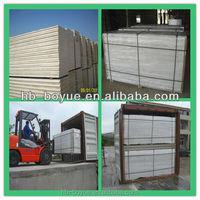 CE certificate fireproof waterproof upgraded fiber cement board siding