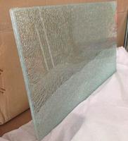 laminated glass pvb interlayer,cracked ice laminated glass