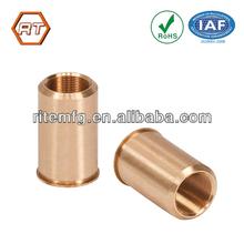 Rite Manufacturer cnc brass bushing