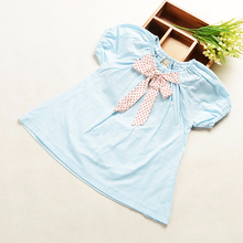 R&H summer breathable cute breathable boutique Fashion Children T-shirt