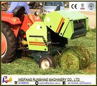 mini round hay bale equipment
