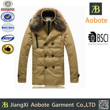 2015 New Fashion Customized Outdoor Plus Size Winter Clothing For Men,Winter Parka