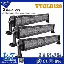 NEW hot sale off road led light bar Dustproof off road led light bar off road steering led light bar Y&T