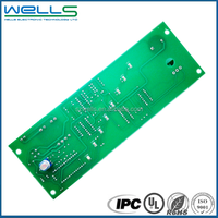 Japanese low-noise multilayer printed circuit board for PCB buyer