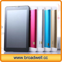 Cheapest High Quality 7 inch MTK Dual Core 3G Android Tablet With SIM slots