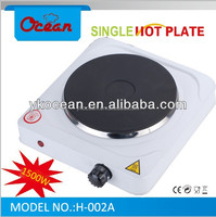 kitchenware Electric hot plate 1burner for cooker coffee household goods