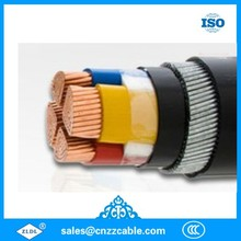 PVC Insulated Power Cable pvc electric cable