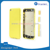 Wholesale Low Price Mobile Back Cover for iphone 5C/Mobile Battery Cover for iphone 5C