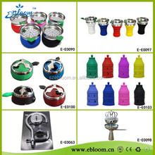 Aug.2015 Sale! China factory sale Hookah shisha crown shaped bowls, bulk stock cheap