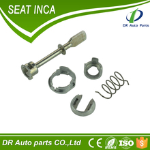 DR01 Directry Factory Custom Made Car Door lock Repair kit Key Cylinder Door For SEAT INCA