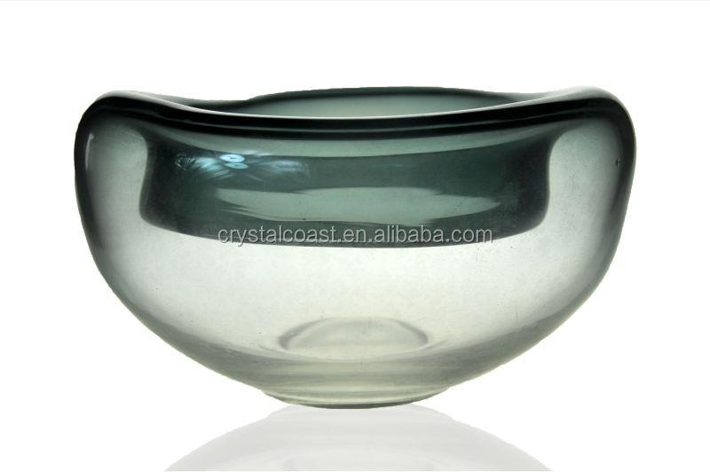 Large Stock Promotion Round Acrylic Decorative Bowl Stones For Vase