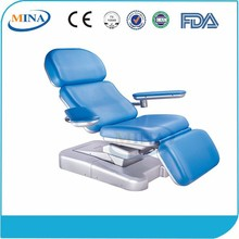 MINA-BC01 Electric recliner folding hospital dialysis chair