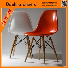 LC-268 High quality plastic dining chairs for living room / outdoors etc. BIFMA Quality