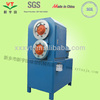 high quality tire scrap strips cutting equipment/used rubber recycling machinery
