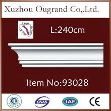 decorative polyurethane decoration molding products
