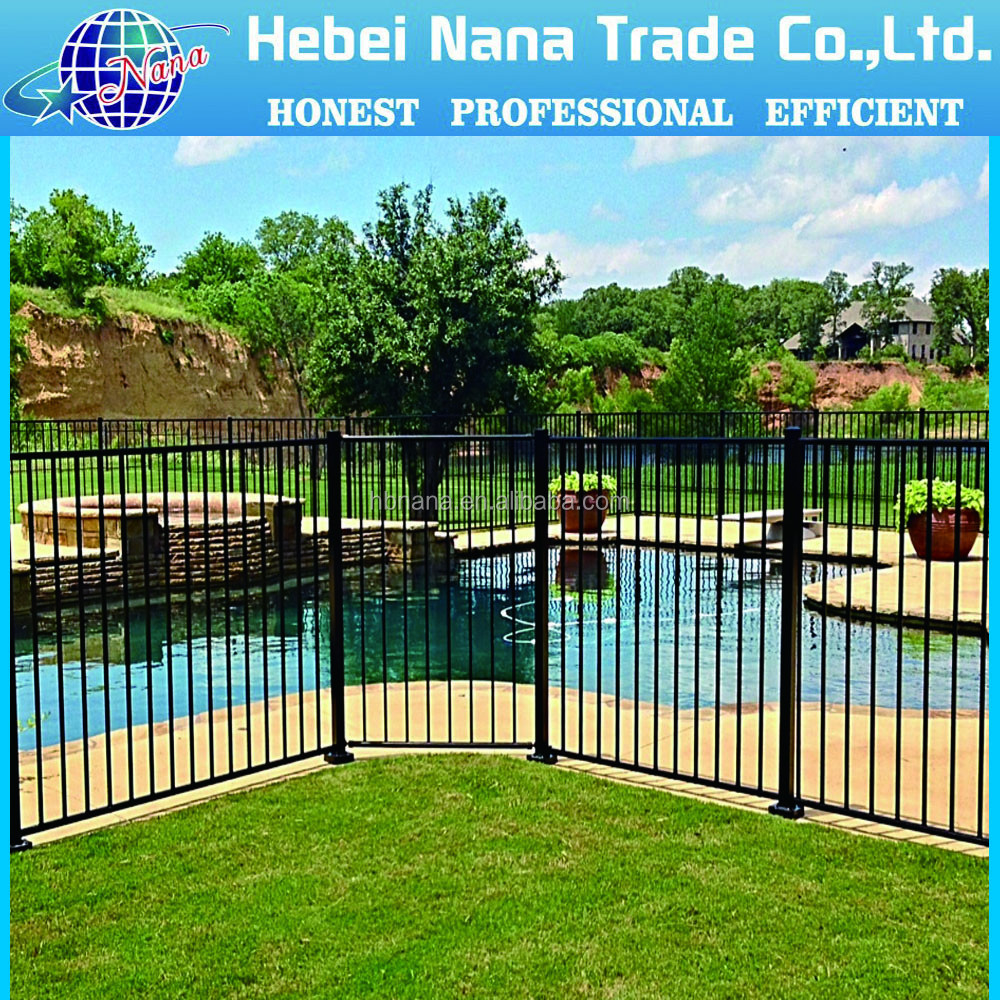 Steel pool fence mesh wholesale with high