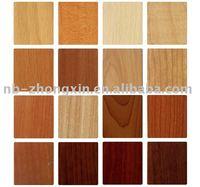 HPL (woodgrain) sheet