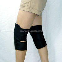 High quality tourmaline knee brace infrared magnetic knee support