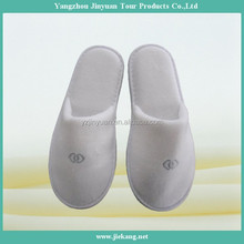 disposable hotel cotton fabric house slippers