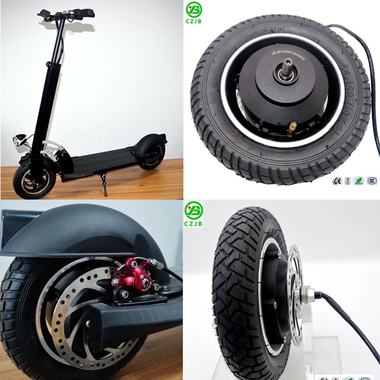 10 inch electric scooter motor