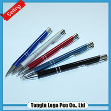 2015 New arrival hot selling gift metal roller pen