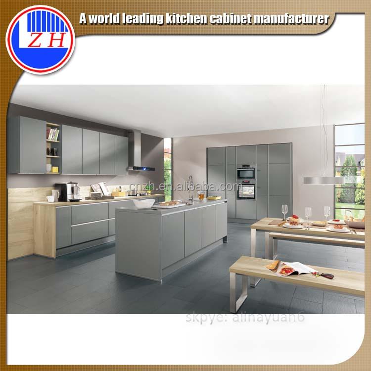Aluminium Kitchen Cabinet Malaysia: Zhihua Modern Lacquer New Design Malaysia Unique Metal