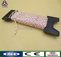 colored braided nylon fishing line