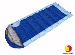 High quality adult hiking,camping,fishing envelope sleeping bag