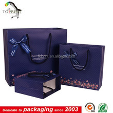 New Style Promotional Cost Production Paper Bag