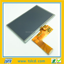 "Original New 7.0"" inch TFT LCD+touch screen digitizer 800*480 Tablet PC MID PDA Screen"