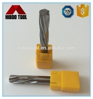 Hiboo Tool Tungsten Carbide cutting reamers for metal HRC55