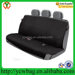 Rear bench car seat cover protector sofa cover