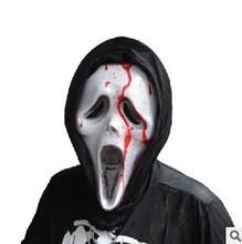 glow stick lot halloween mask for party horrific grimace decoration wholesale