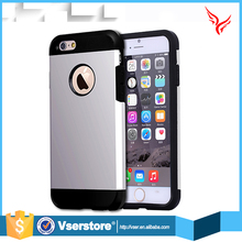 2015 Christmas Big Discount Durable Slim Armor Mobile Phone Case For iPhone 6 6S