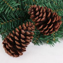 Wholesale 2015 christmas pinecone ornament nature christmas decoration