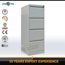 Office furniture durable 4 drawer steel locker for storing things
