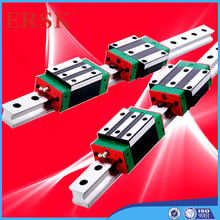 High Quality hot sell dual shaft rail linear guide rail for robot