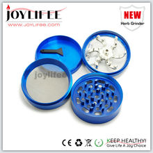 Best price various types colorful metal smoking weed grinder herb grinder