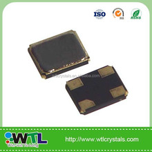 Seam Sealed Ceramic 3.2*2.5mm 24.000MHz smd quartz crystal for card payment solution