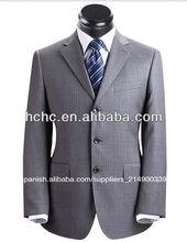 la última venta caliente tres botones traje de negocios