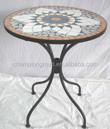 Da giardino a buon mercato tavolo mosaico piastrelle di for Tavolo rotondo mosaico