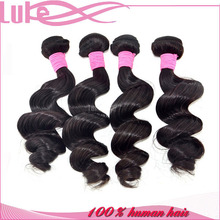 7A+ 100% Loose Wave Curly Malaysian Hair, Guangzhou Hair Extension Factory