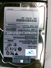 """500GB 3G SATA 7.2K Rpm SFF 2.5"""" Midline 3yrs Warranty Hard Drive 500GB 507750-B21"""