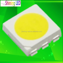 High Lumen 24-26LM 0.2W 3-chips SMD LED 5050 WW NW