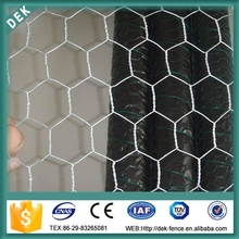 Cheap Galvanized Animal Hexagonal Wire Mesh Fence