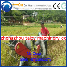 Hot vente qualité mini riz moissonneuse batteuse