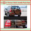 1.8 L Automatic Transmission 133Hp Power Gasoline Sport Utility Vehicle